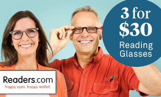 Readers.com Reading Glasses